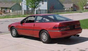 1991 Ford Probe #1