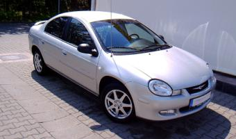 2000 Chrysler Neon #1
