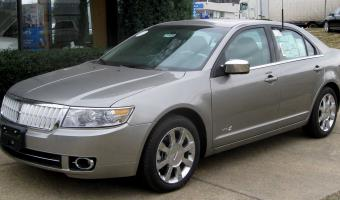 2008 Lincoln Mkz #1