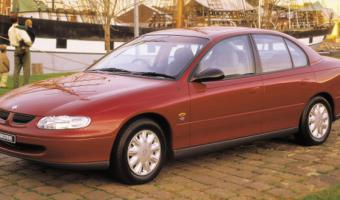 1997 Holden Commodore #1