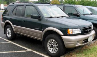 2002 Honda Passport #1