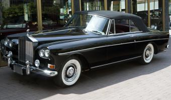 1966 Rolls royce Silver Cloud #1
