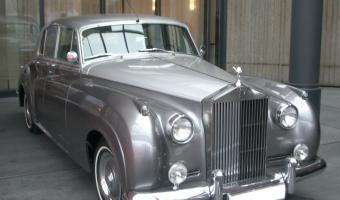 Rolls royce Silver Cloud #1