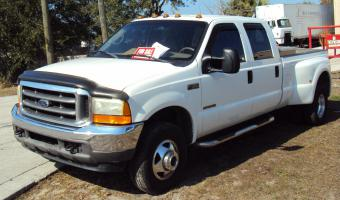 2001 Ford F-350 Super Duty #1