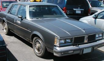 Oldsmobile Cutlass #1