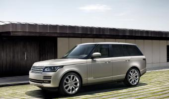 Land Rover ALL-NEW Range Rover #1