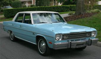 1974 Plymouth Valiant #1