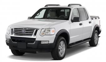 2010 Ford Explorer Sport Trac #1