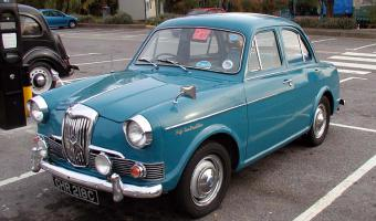 1960 Riley One-Point-Five #1