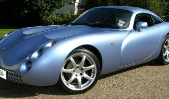 2002 TVR Speed 12 #1