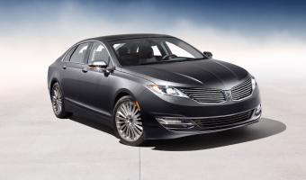 2014 Lincoln Mkz #1