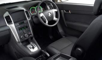 2006 Holden Captiva #1