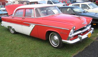 1955 Plymouth Belvedere #1