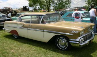 1958 Chevrolet Bel Air #1