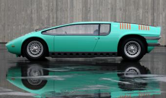 1968 Bizzarrini Manta #1