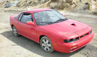 1991 Isuzu Impulse #1