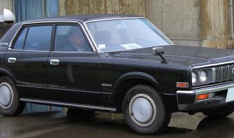 1976 Toyota Crown #1