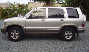 2001 Isuzu Trooper #1