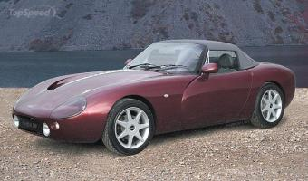 1990 TVR Griffith #1