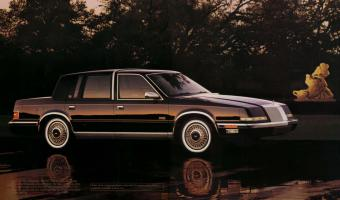 1991 Chrysler Imperial #1