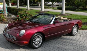 2004 Ford Thunderbird #1