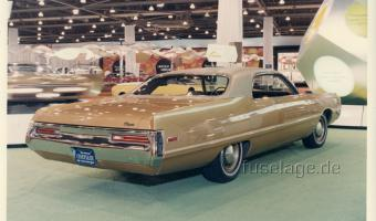 1970 Chrysler Cordoba #1