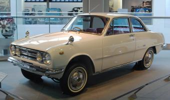 1966 Isuzu Bellett #1