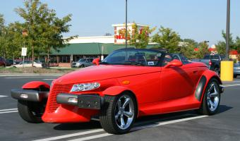 1999 Dodge Prowler #1