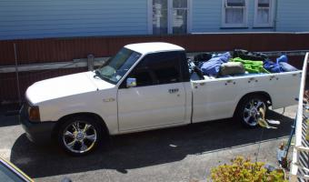 1993 Ford Courier #1