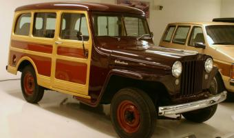1949 Jeep Station Wagon #1
