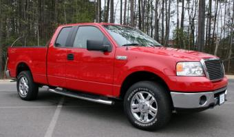 2007 Ford F-150 #1