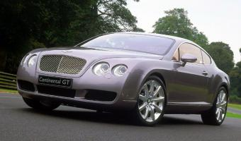2003 Bentley Continental #1