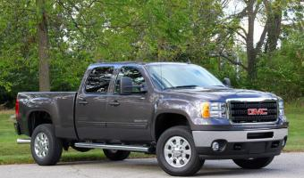 2011 GMC Sierra 3500hd #1