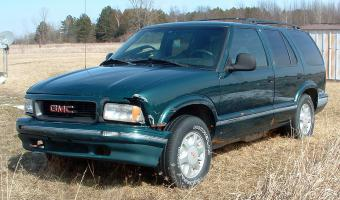 1997 GMC Jimmy #1