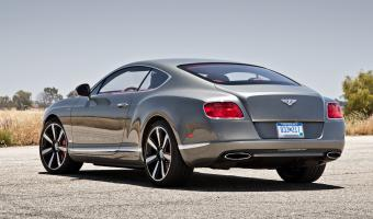 2013 Bentley Continental Gt #1