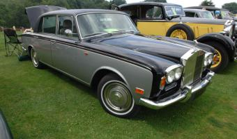 1971 Rolls royce Silver Shadow #1