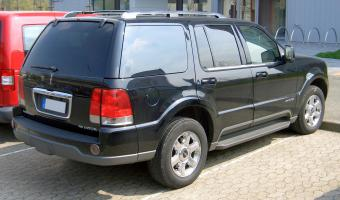 2005 Lincoln Aviator #1