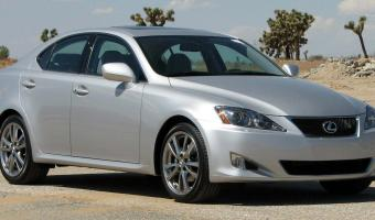 2008 Lexus Is 250 #1