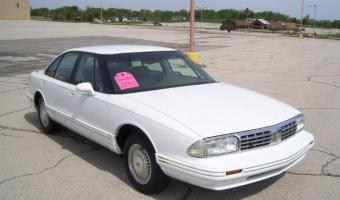 1998 Oldsmobile Regency #1