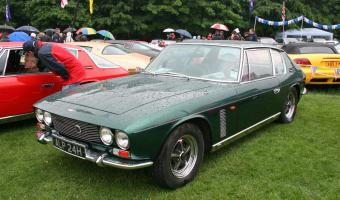 1969 Jensen Interceptor #1