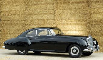 1953 Bentley R Type Continental #1