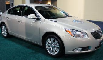 2012 Buick Regal #1