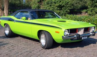 1973 Plymouth Barracuda #1