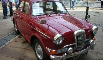 1959 Riley One-Point-Five #1