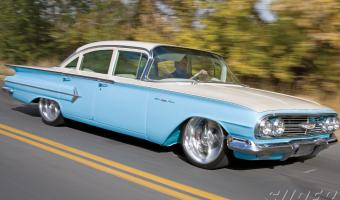 1960 Chevrolet Bel Air #1