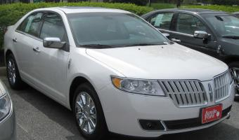 2010 Lincoln Mkz #1