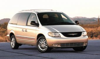 2002 Chrysler Town And Country #1