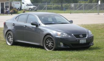 2006 Lexus IS #1