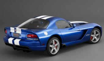 2001 Chrysler Viper #1