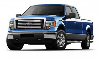 2010 Ford F-150 #1